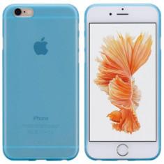 Husa iPhone 6s Plus, 6 Plus |Ultra Thin Membrane Series|Negru| Momax - Husa Telefon