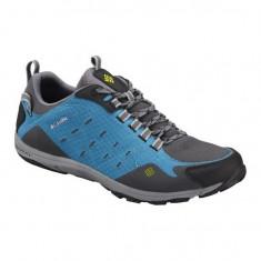 Pantofi sport Columbia Conspiracy Razor Dark Compass (CLM-BM2576M-405 ) - Pantofi barbati Columbia, Marime: 41, 42, 43, 44, 45, 46, Culoare: Albastru