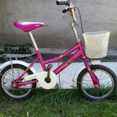 Bicicleta pentru copii de 6-7 ani - Bicicleta copii YBike, 19 inch, 22 inch, Numar viteze: 1