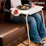 Masă Pliabilă cu Suport pentru Pahare Foldy Table