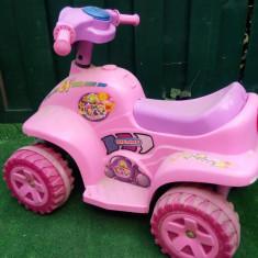 Masinuta electrica cu acumulator - baterie fetita - Masinuta electrica copii
