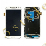 Display LCD+Touchscreen Samsung i9505 Galaxy s4 Alb Original Swap B, Samsung Galaxy S4