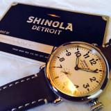 Shinola Argonite 1069 Handmade - 36mm