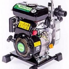 Motopompa apa BRONTO QGZ40-20, 1800 W, 20 m - Pompa gradina