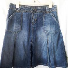 Fusta jeansYessica Denim by C&A, Marime: 44/46, Culoare: Bleumarin
