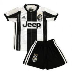 Tricou+Sort(Set) Copii Adidas Juventus Acasa Sezon 2016/17(NR 10 POGBA), Marime: YXS, YS, YM, YL, YXL, Culoare: Multicolor