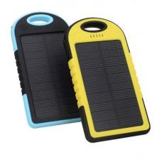 Incarcator portabil solar, antisoc ES500 - Baterie externa