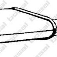 Toba esapament finala VW SCIROCCO 1.8 - BOSAL 233-511 - Toba finala auto