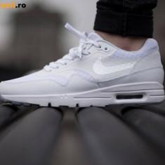 ADIDASI NIKE AIR MAX 90 - ADIDASI ORIGINALI - Adidasi barbati Nike, Marime: 40, Culoare: Alb, Textil