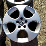 JANTE ORIGINALE VW 17 5X112 - Janta aliaj, Numar prezoane: 5
