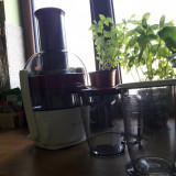 Storcator de fructe si legume Philips