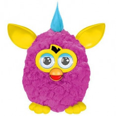 Jucarie Furby Hot Pink And Yellow