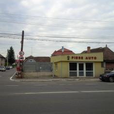 Spatiu comercial, birou, atelier auto, casa - Spatiu comercial de vanzare, Parter, 580 mp, An constructie: 1970