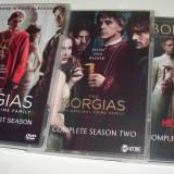 Familia Borgia The Borgias 2011 2013 sezon 1-3 - Film serial Altele, Altele, DVD, Romana