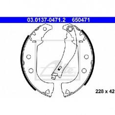 Set saboti frana FIAT STRADA pick up 178E PRODUCATOR ATE 03.0137-0471.2 - Saboti frana auto