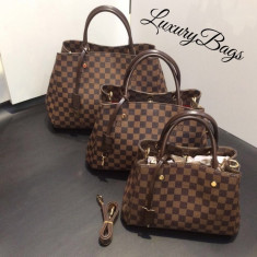 Genti Louis Vuitton Montaigne PM Collection 2016 * LuxuryBags * small size * - Geanta Dama Louis Vuitton, Culoare: Din imagine, Marime: Masura unica, Geanta de umar, Piele