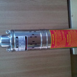 Pompa apa sumersibila de adancime 120m-1100W Bobinaj CUPRU !Pompe apa 1,1Kw