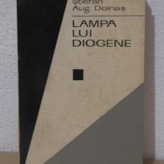 LAMPA LUI DIOGENE-STEFAN AUG. DOINAS - Carte poezie
