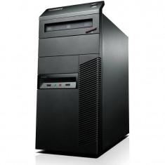Calculator second hand Lenovo ThinkCentre M92p Core i5-3470 3.2GHz 4GB DDR3 500GB HDD SATA DVD-RW Tower - Sisteme desktop fara monitor