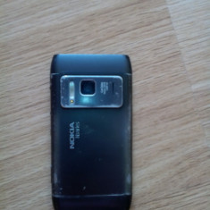 Nokia N8 - Telefon mobil Nokia N8, Negru, Neblocat