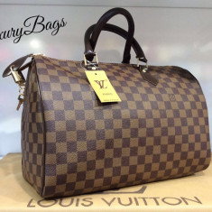 Genti Louis Vuitton Speedy Collection 2016 * LuxuryBags * - Geanta Dama Louis Vuitton, Culoare: Din imagine, Marime: Masura unica, Geanta de umar, Piele