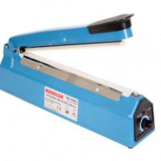 129906-Masina de lipit pungi plastic 250 mm x 350 W Makalon MK-SM02
