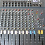 Soundcraft Spirit F1 MIXER Audio PASIV Stare impecabila GERMANIA - Mixere DJ Altele