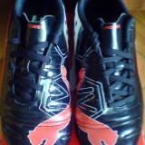 Ghete Puma evoPOWER 4 Firm Ground  32, 33 -produs original- IN STOC