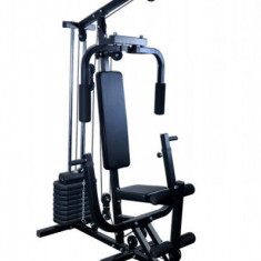 Aparat multifunctional fitness cu 45 kg greutati incluse - Aparat multifunctionale fitness