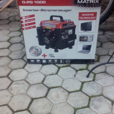 Generator de curent cu stabilizator de tensiune Matrix - Generator curent