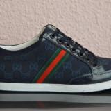 Tenisi Gucci pentru barbati Adidasi din panza 41,42