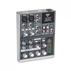 MIXER AUDIO 4 CANALE MIK0075