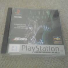 Alien Trilogy PLATINUM - PS1 - Citeste descrierea !, Actiune, Toate varstele, Multiplayer