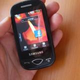 SAMSUNG Corby B3410 Qwerty cu Touchscreen decodat - Telefon Samsung, Negru, <1GB, Neblocat, Single SIM, Fara procesor
