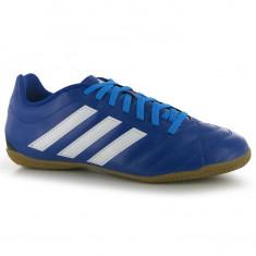 Adidasi barbati - Adidas Indoor, 40.7, albastru, originali, in cutie