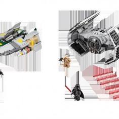 Tie Advanced Al Lui Vader Contra A-Wing Starfighter (75150) - LEGO Star Wars