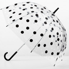 Umbrelă Balon cu Buline - Umbrela Dama