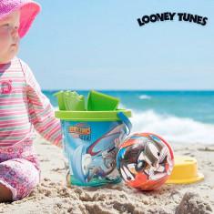 Joc de Plajă cu Minge Looney Tunes (5 piese)