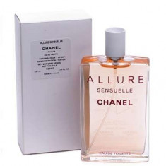 Parfum Tester Original Chanel Allure Sensuelle Eau De Parfum Femei - Parfum femeie Chanel, Apa de parfum, 100 ml
