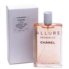 Parfum Tester Original Chanel Allure Sensuelle Eau De Parfum Femei - Parfum femei Chanel