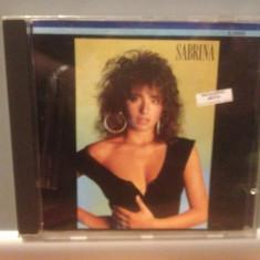 SABRINA - BOYS (1987/TELDEC /GERMANY) - CD/ORIGINAL - CA NOU ! - Muzica Dance universal records