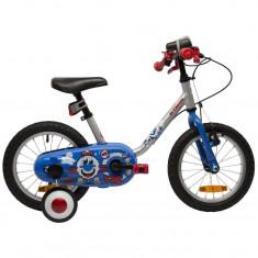 Bicicleta copii, 14 inch, 14 inch, Numar viteze: 1 - BICICLETA BTWIN BIRDYFLY 14-INCH