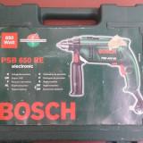Bormasina BOSCH ca noua 650 W