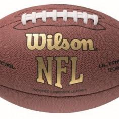 Minge Fotbal American, Wilson, NFL Tackified, Piele Compozit Wilson