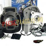 Set motor+chiuloasa Piaggio/Gilera scuter LC D.47 (4 colturi) PP Cod Produs: 1400183PO