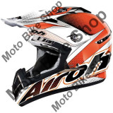 MBS Casca motocross Airoh CR900 Linear, portocalie , S, Cod Produs: CRLI32S