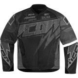 MXE Geaca moto textil Icon Hooligan Spaztyk, negru Cod Produs: 28202941PE - Imbracaminte moto