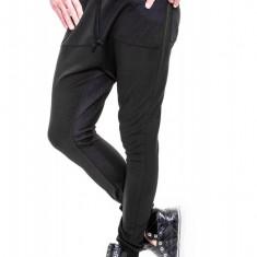 Pantaloni de Trening Barbati Carisma Negri 2000 - Pantaloni barbati Carisma, Marime: L, Culoare: Din imagine