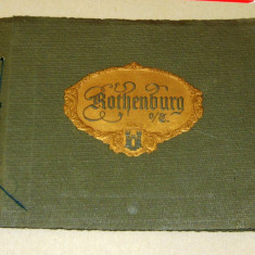 DEOSEBIT! 11 vederi XXL A4 oras medieval - Album vechi - RBK15319, Printata, Europa