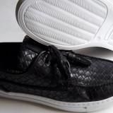 Adidasi Louis Vuitton negru BARBATI